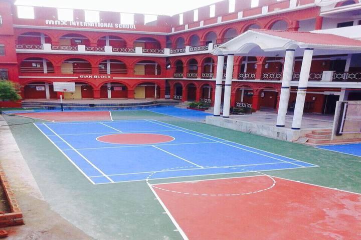 Max International School-Building