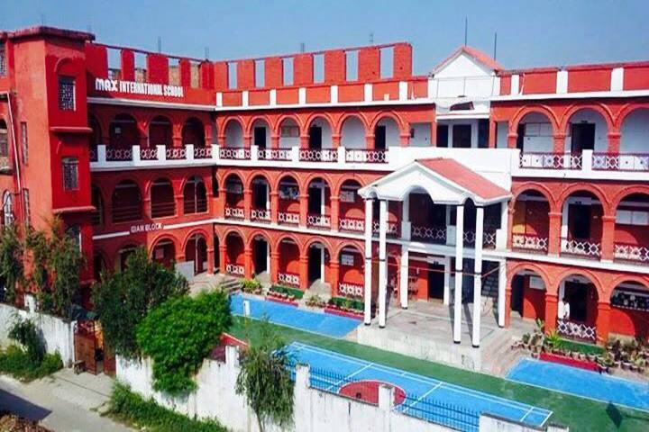 Max International School-Campus