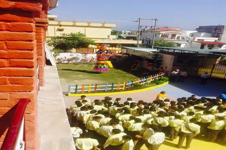 Max International School-Dusshera Celebrations