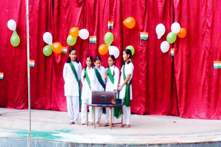 Max International School-Independence Day
