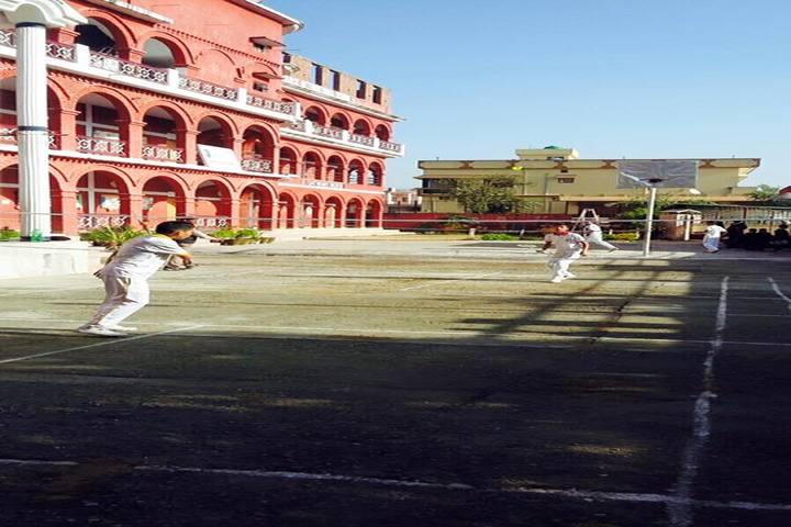 Max International School-Sports