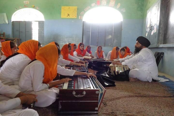 Miri Piri Khalsa Academy-Music Class
