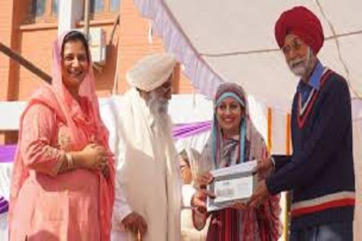 Sri Guru Gobind Singh Collegiate Public School-Prize distribution