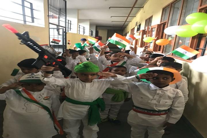 Sri Guru Gobind Singh Collegiate Public School-Republic day