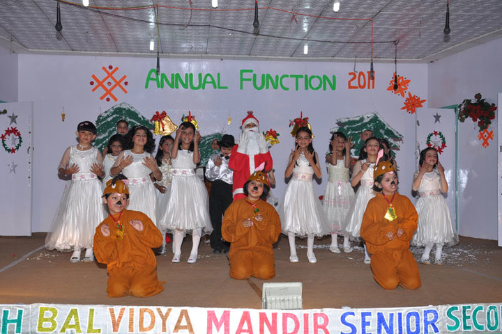 Mohan Lal Sah Bal Vidya Mandir-Christmas Celebrations