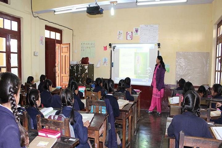 Mohan Lal Sah Bal Vidya Mandir-Classroom