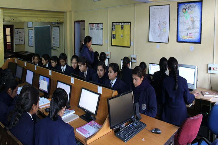 Mohan Lal Sah Bal Vidya Mandir-Computer Lab
