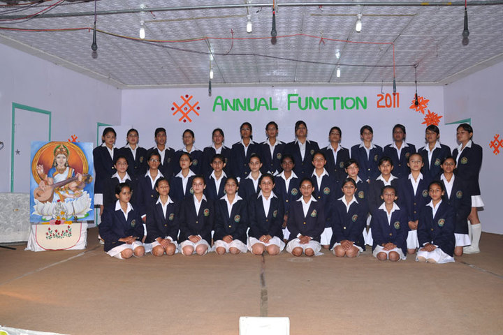 Mohan Lal Sah Bal Vidya Mandir-Group Photo