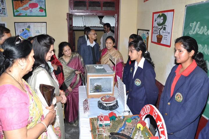 Mohan Lal Sah Bal Vidya Mandir-Science Exhibition