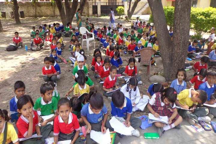 Mohinder Singh Memial Public School-Activity