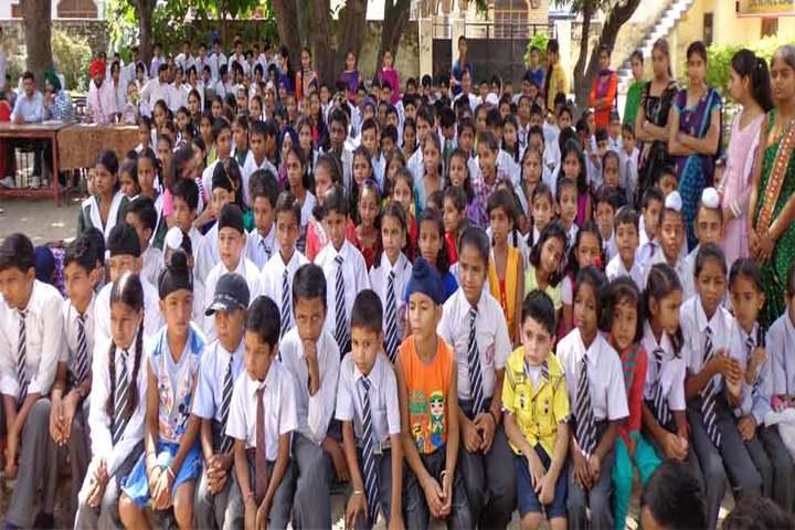Mohinder Singh Memial Public School-Group Photo