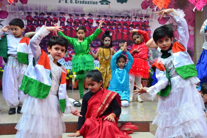 Montfort School-Independence Day Celebrations