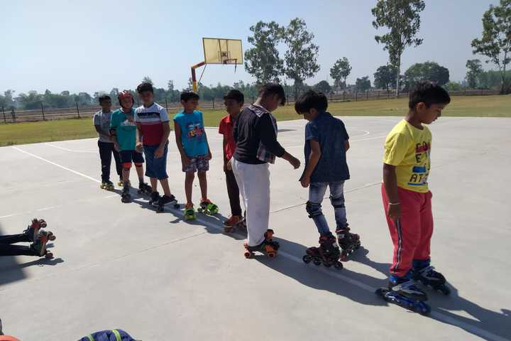 Mother India Global School-Skating