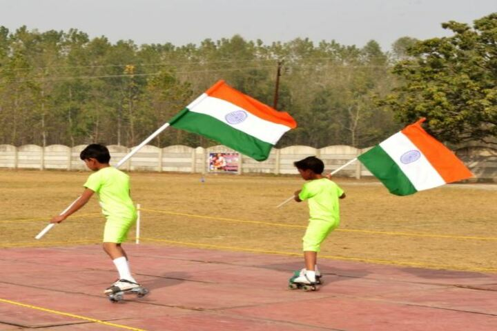 Mother India Public School-Independence Day Celebrations