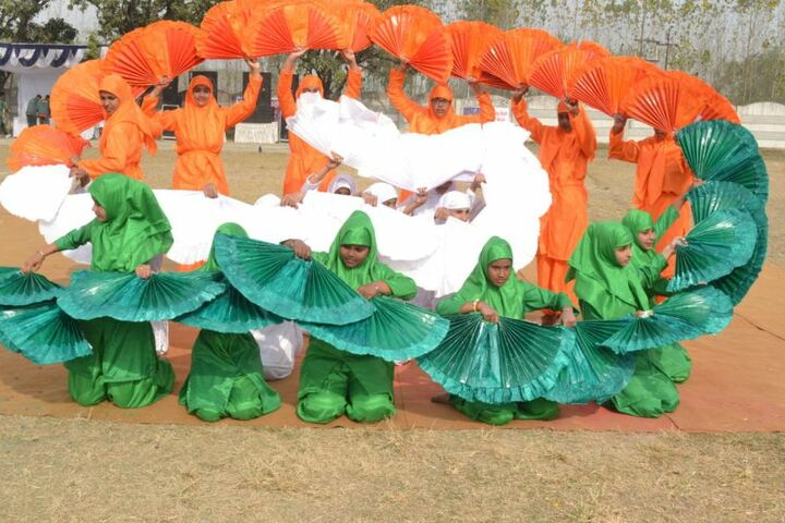 Mother India Public School-Independence Day Dance