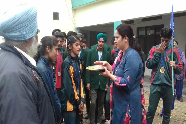Mother India Public School-Sports Meet