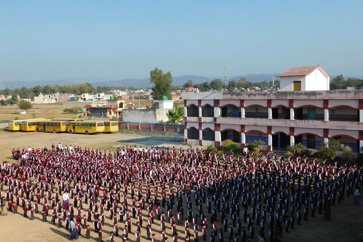 Mothers Glory Public School-Assembly