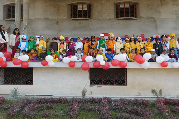 Mothers Glory Public School-Events