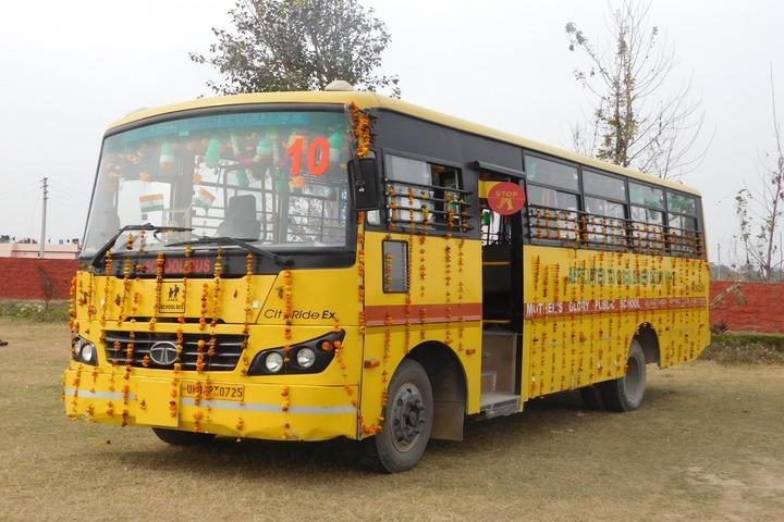 Mothers Glory Public School-Transport