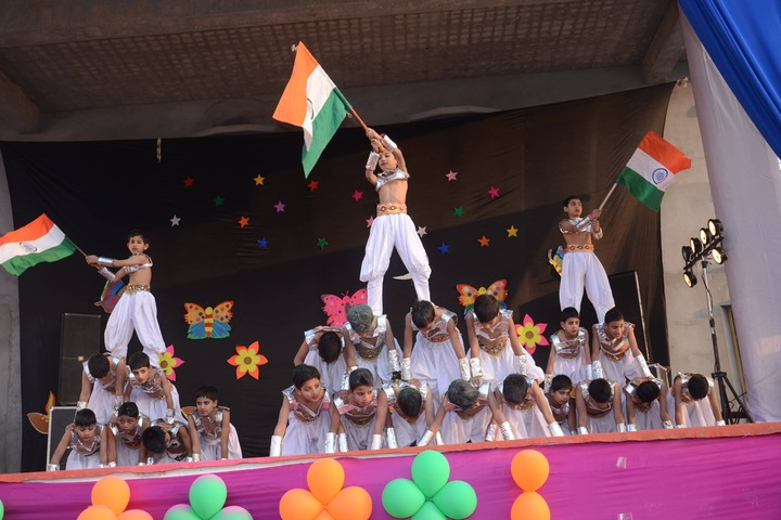 Mothers Glory Public School- Independence Day