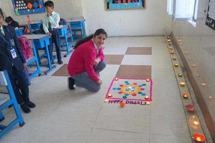 Mount Litera Zee School-Diwali celebrations