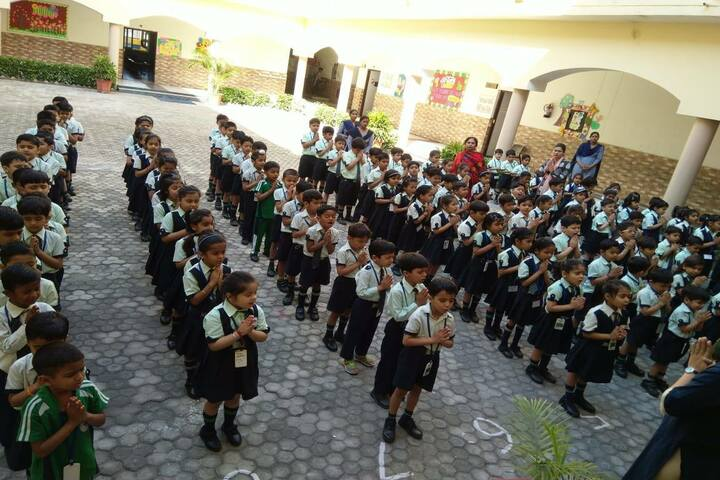 Mount Litera Zee School-Assembly