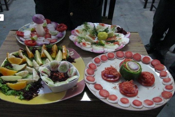 Sri Guru Gobind Public School-Food fest