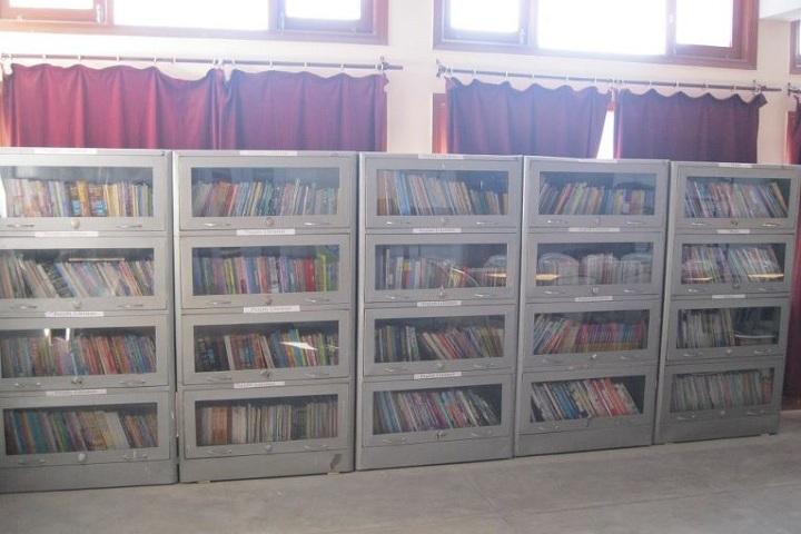Sri Guru Gobind Public School-Library