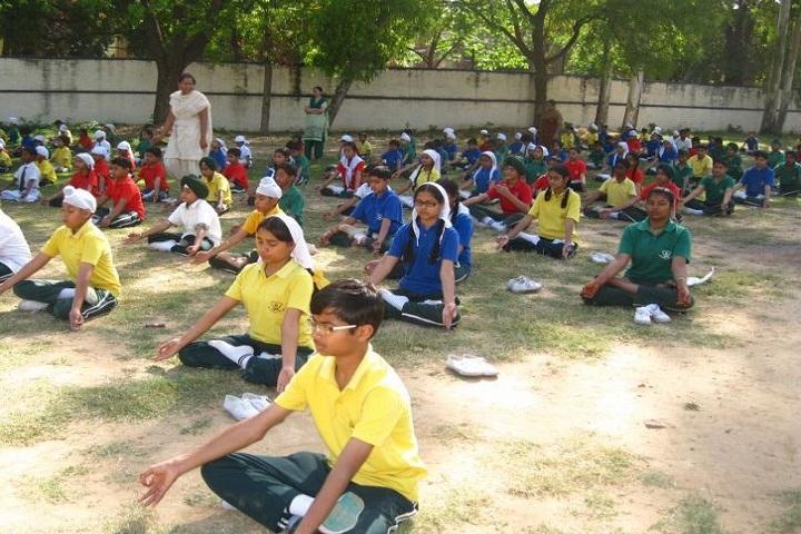 Sri Guru Gobind Public School-Meditation