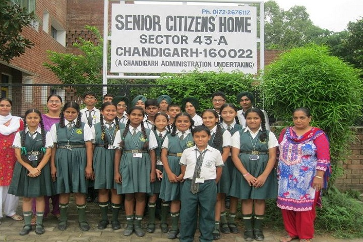 Sri Guru Gobind Public School-NSS