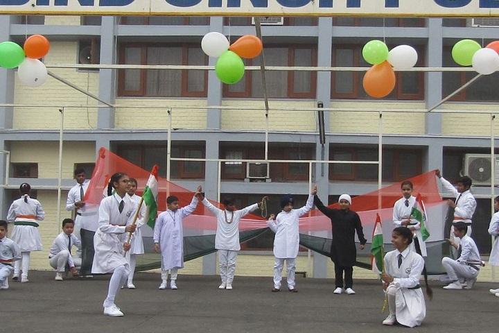 Sri Guru Gobind Public School-Republic day