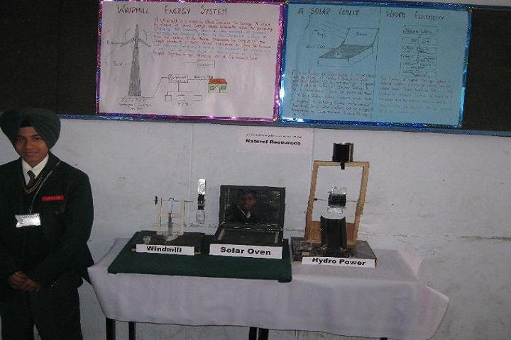 Sri Guru Gobind Public School-Science Exhibition