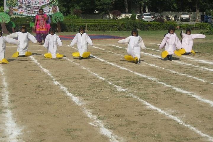 Sri Guru Gobind Public School-Sports day