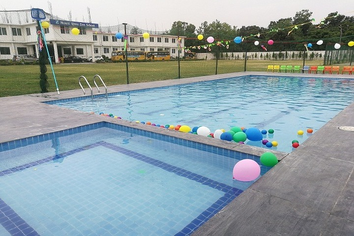 Mount Litera Zee School-Swimming Pool