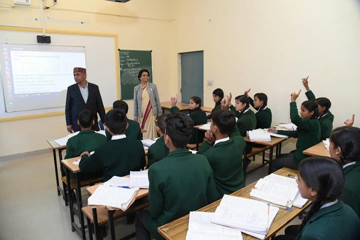 Mount Sinai School-Classroom