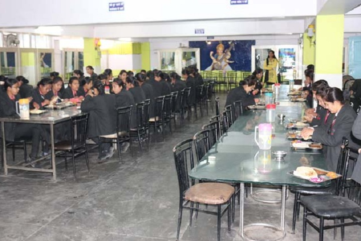 Naincy Convent-Cafeteria