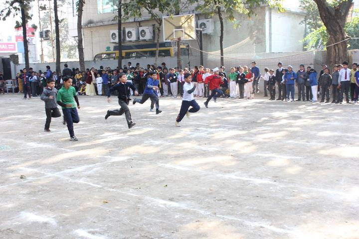 Naini Valley School-Games