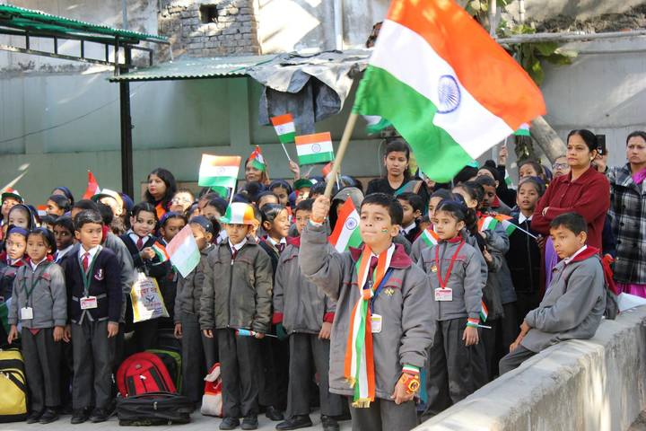 Naini Valley School-Independence Day Celebrations