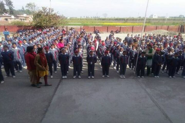 Nancy International School-Assembly