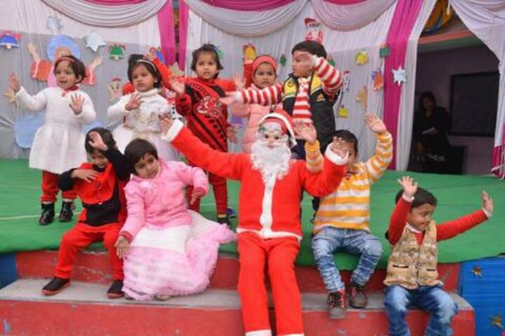 Nancy International School-Christmas Celebrations