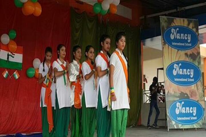 Nancy International School-Independence Day Celebrations