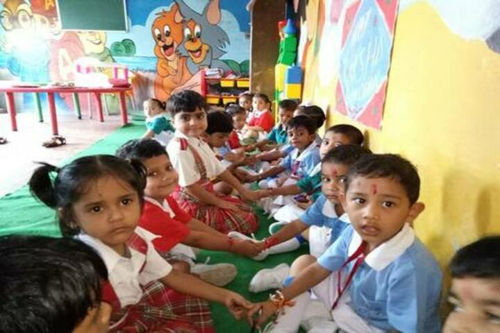 Nancy International School-Rakhi Celebrations