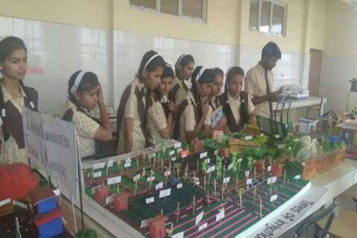 Nancy International School-Science Exhibition