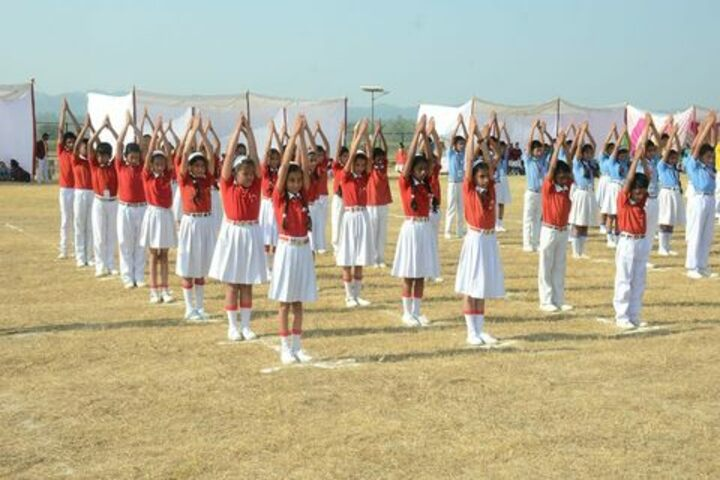 Nancy International School-Yoga