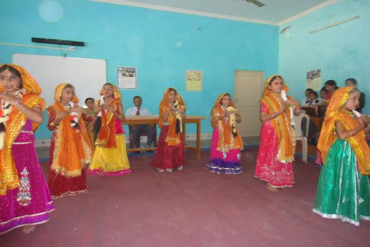 Nanda Convent School-Events