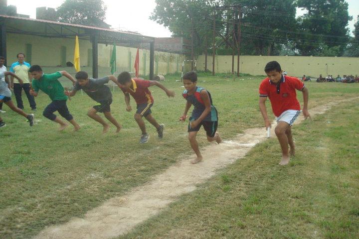 Nanda Convent School-Games