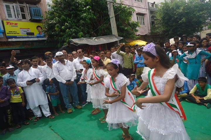 Nanda Convent School- Independence Day