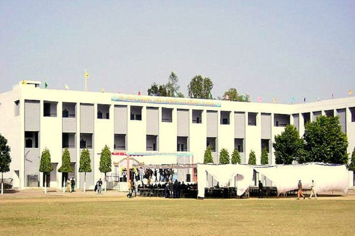 Sri Guru Gobind Singh Senior Secondary School-Campus View
