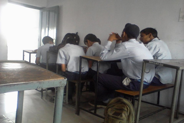Sri Guru Gobind Singh Senior Secondary School-Class