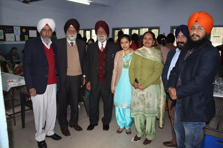 Sri Guru Gobind Singh Senior Secondary School-Staff